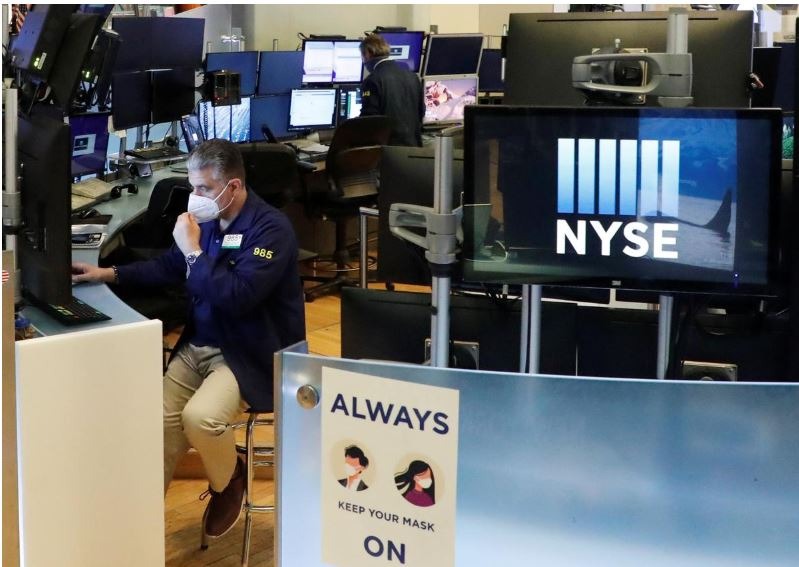 Wall St. set to dip as U.S.-China tensions heat up over TikTok
