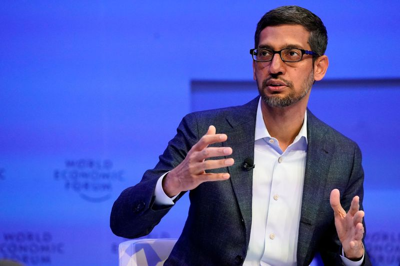 Google CEO apologises for document, EU's Breton warns internet is not Wild West