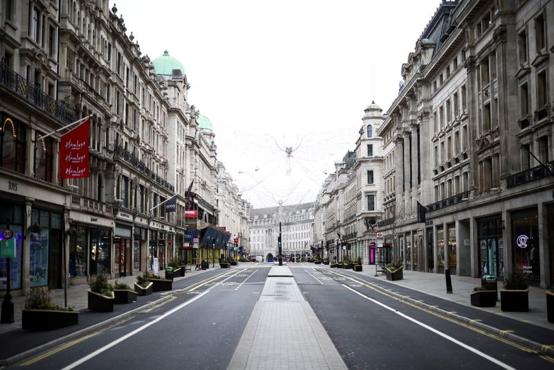 UK sees surge in empty shops and offices amid pandemic – RICS