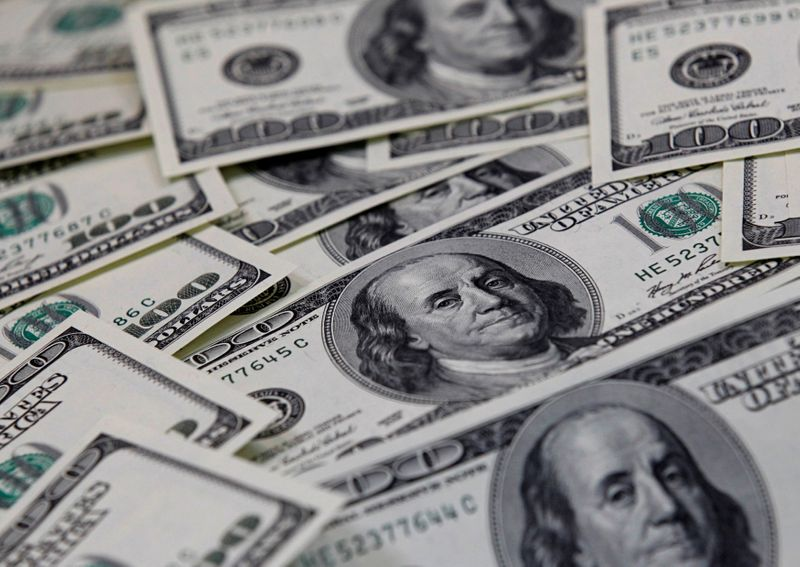 Dollar hits five-month high against yen as inflation talk boost U.S. yields