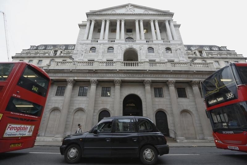 Bank of England votes 9-0 to keep interest rate unchanged at record low 0.1%
