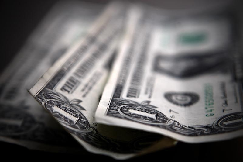 Dollar Edges Higher, But Set For Another Weekly Decline