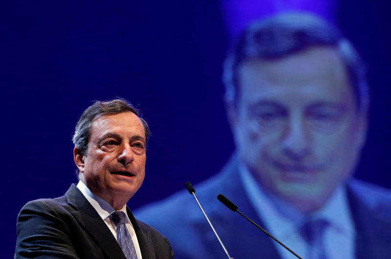 Draghi Is Rushing Through Plans to Borrow Up to $48 Billion More