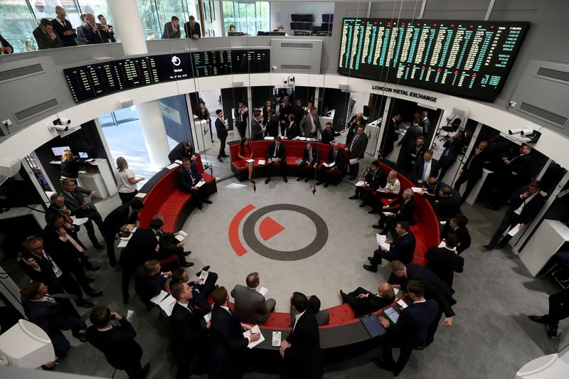 LME to announce open outcry ring decision in early June
