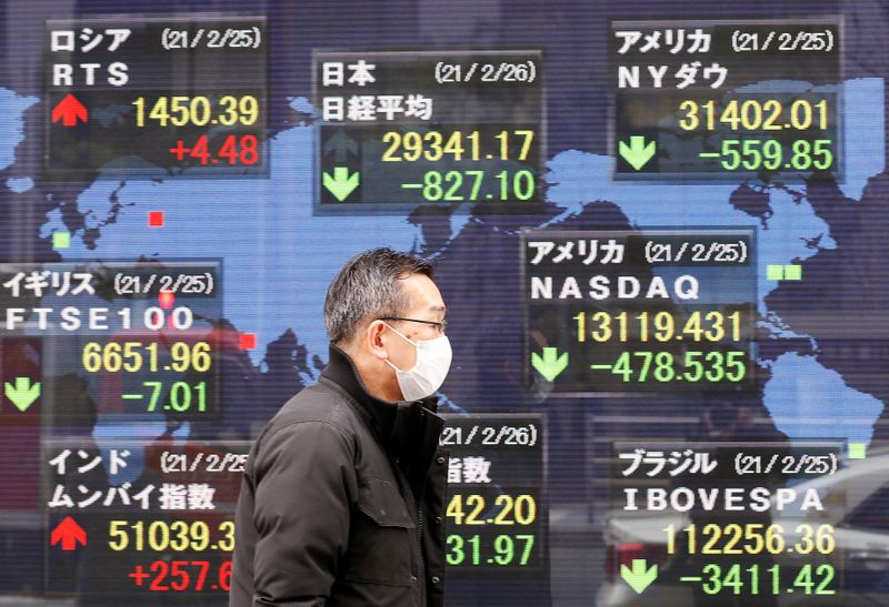 Europe leads stock market recovery on firmer business growth