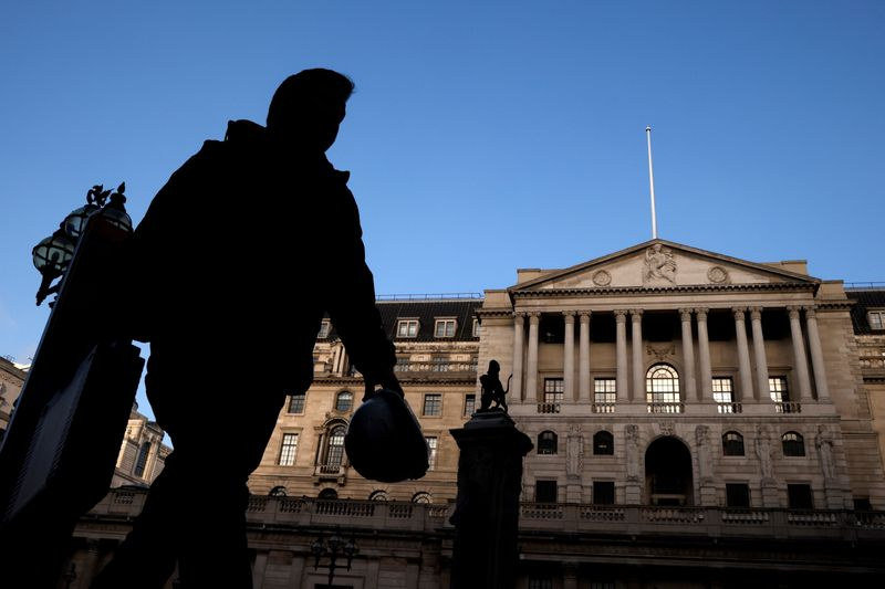 Bank of England slows bond-buying, sees economy bouncing back more quickly