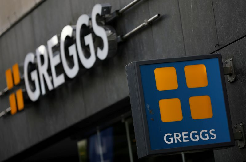 Britain's Greggs raises profit outlook after trading recovers