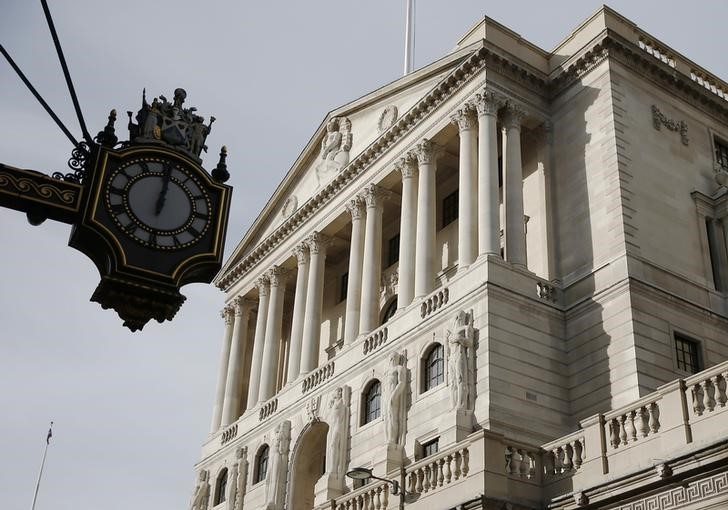 Bank of England Set to Step Toward Tightening Monetary Policy