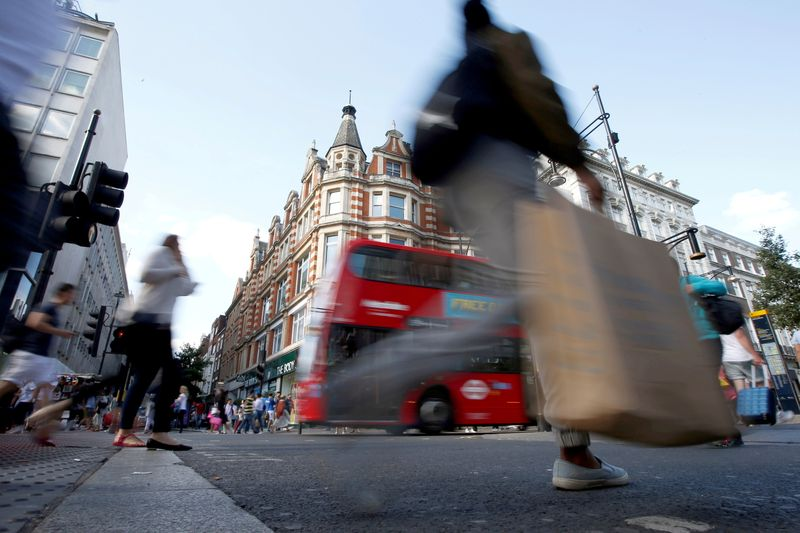 UK consumer confidence slides as inflation worry mounts: Bank of America