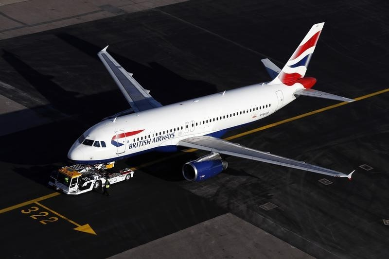 Airlines higher as UK to relax more travel restrictions in time for half-term