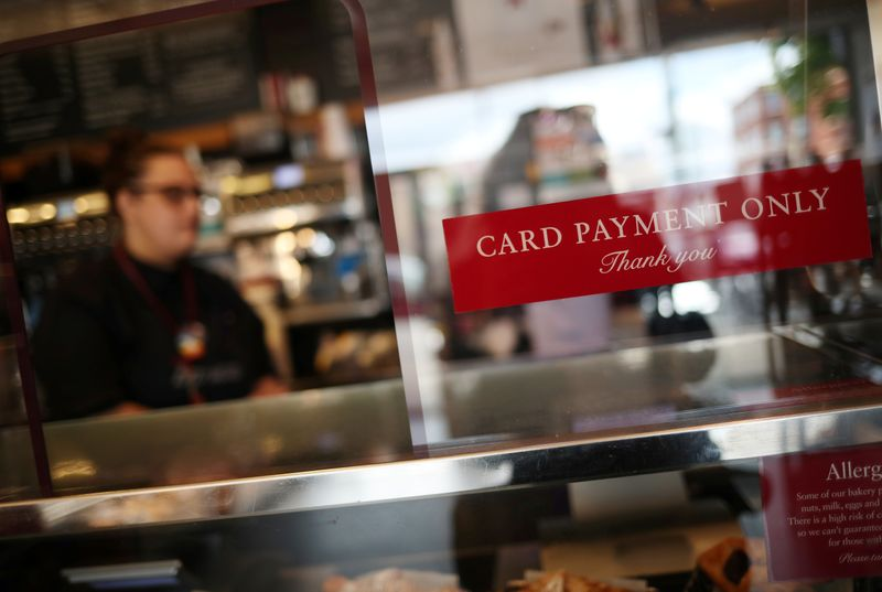 UK card spending recovers to 100% of pre-pandemic level